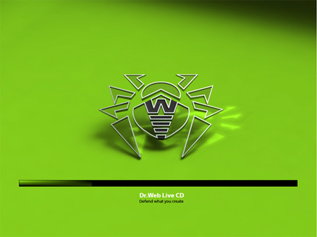 drweb live-cd